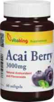 Kép Acai Berry  3000mg  60db