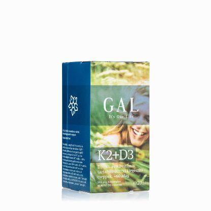 Kép GAL K2+D3 csepp