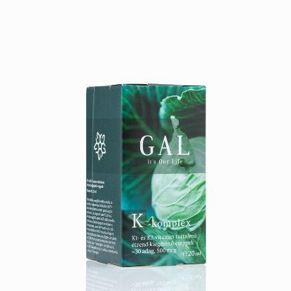 Kép GAL K-komplex csepp