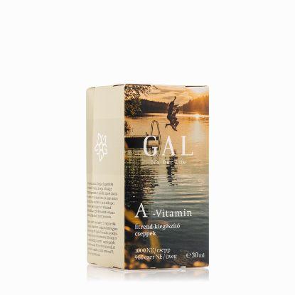 Kép GAL A-Vitamin csepp